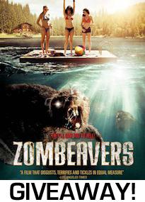 Zombeavers DVD Review