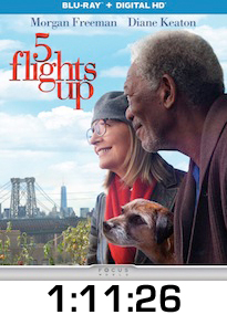 5 Flights Up Bluray Review
