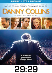 Danny Collins Bluray Review