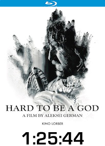 Hard To Be A God Bluray Review