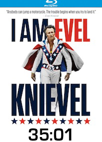 I Am Knievel Bluray Review