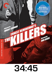 Killers Bluray Review