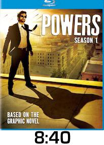 Powers Season 1 Bluray Review