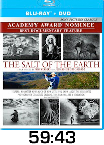 The Salt of the Earth Bluray Review