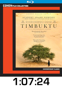 Timbuktu Bluray Review