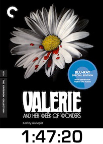 Valerie and Her Week of Wonders Bluray Review