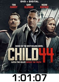 Child 44 DVD Review