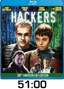 Hackers Bluray Review