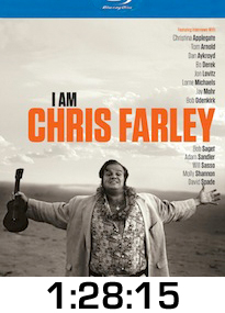 I Am Chris Farley Bluray Review