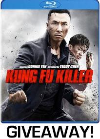 Kung Fu Killer Giveaway Image