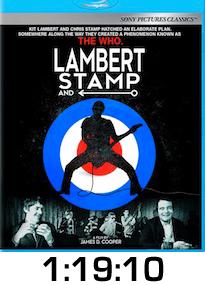Lambert Stamp Bluray Review