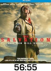 Salvation Bluray Review