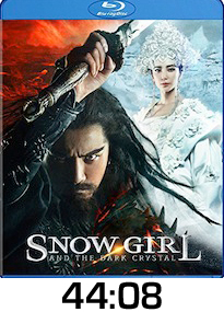 Snow Girl and the Dark Crystal Bluray Review