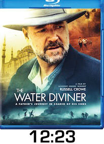 Water Diviner Bluray Review
