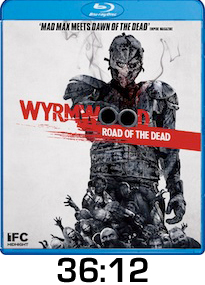 Wyrmwood Bluray Review