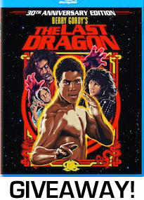 Last Dragon Giveaway Image