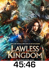 Lawless Kingdom DVD Review