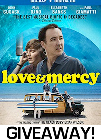 Love & Mercy Giveaway Image