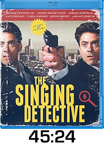 Singing Detective Bluray Review