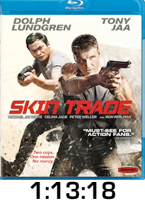 Skin Trade Bluray Review