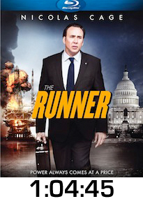 The Runner Bluray Review