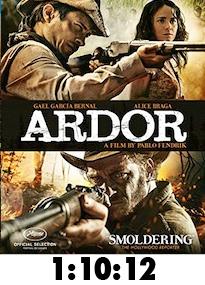 Ardor DVD Review