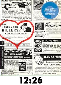 Honeymoon Killers Bluray Review