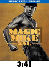 Magic Mike XXL Bluray Review