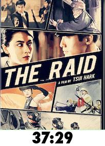 The Raid DVD Review