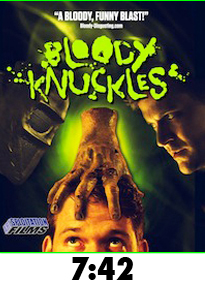 Bloody Knuckles DVD Review