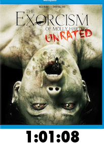 Exorcism of Molly Hartley Bluray Review