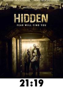 Hidden DVD Review