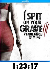 I Spit On Your Grave III Bluray Review