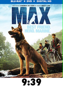Max Bluray Review