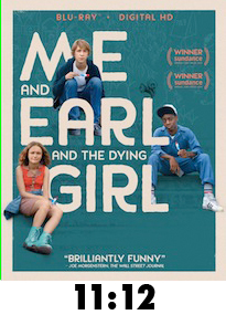 Me And Earl And The Dying Girl DVD Review