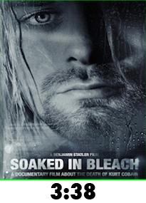 Soaked in Bleach DVD Review
