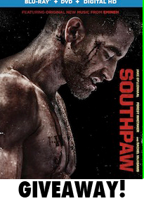 Southpaw Bluray Review