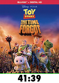 Toy Story That Time Forgot Bluray Review
