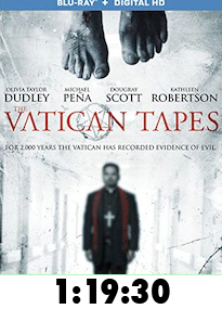 Vatican Tapes Bluray Review