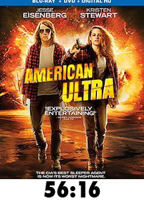 American Ultra Bluray Review