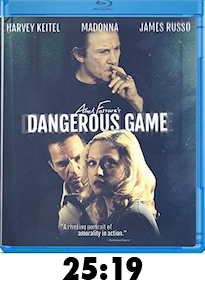 Dangerous Game Bluray Review