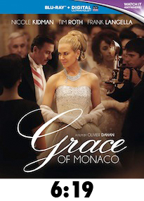 Grace of Monaco DVD Review