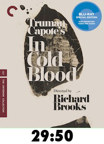 In Cold Blood Bluray Review