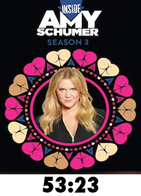 Inside Amy Schumer Bluray Review