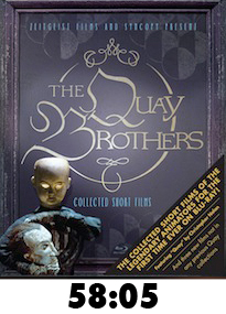 Quay Brothers Short Films DVD Review