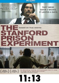 Stanford Prison Experiment Bluray Review