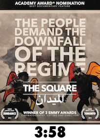 The Square Bluray Review