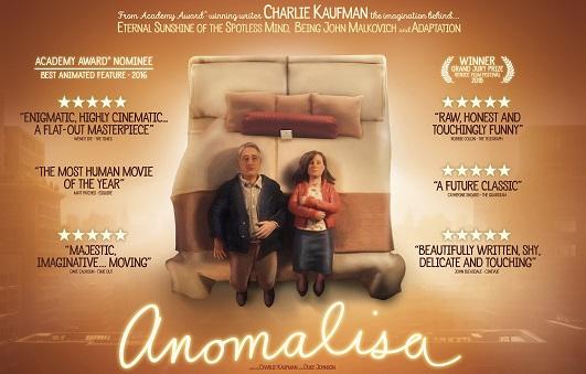 Anomalisa still poster