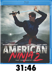 BluAmericanNinja2Review