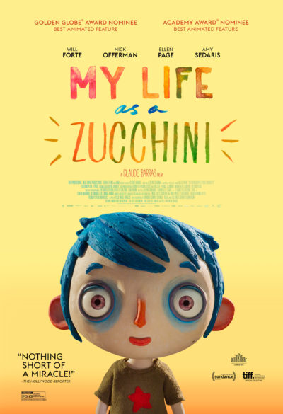 My Life as a Zucchnini Final Poster web